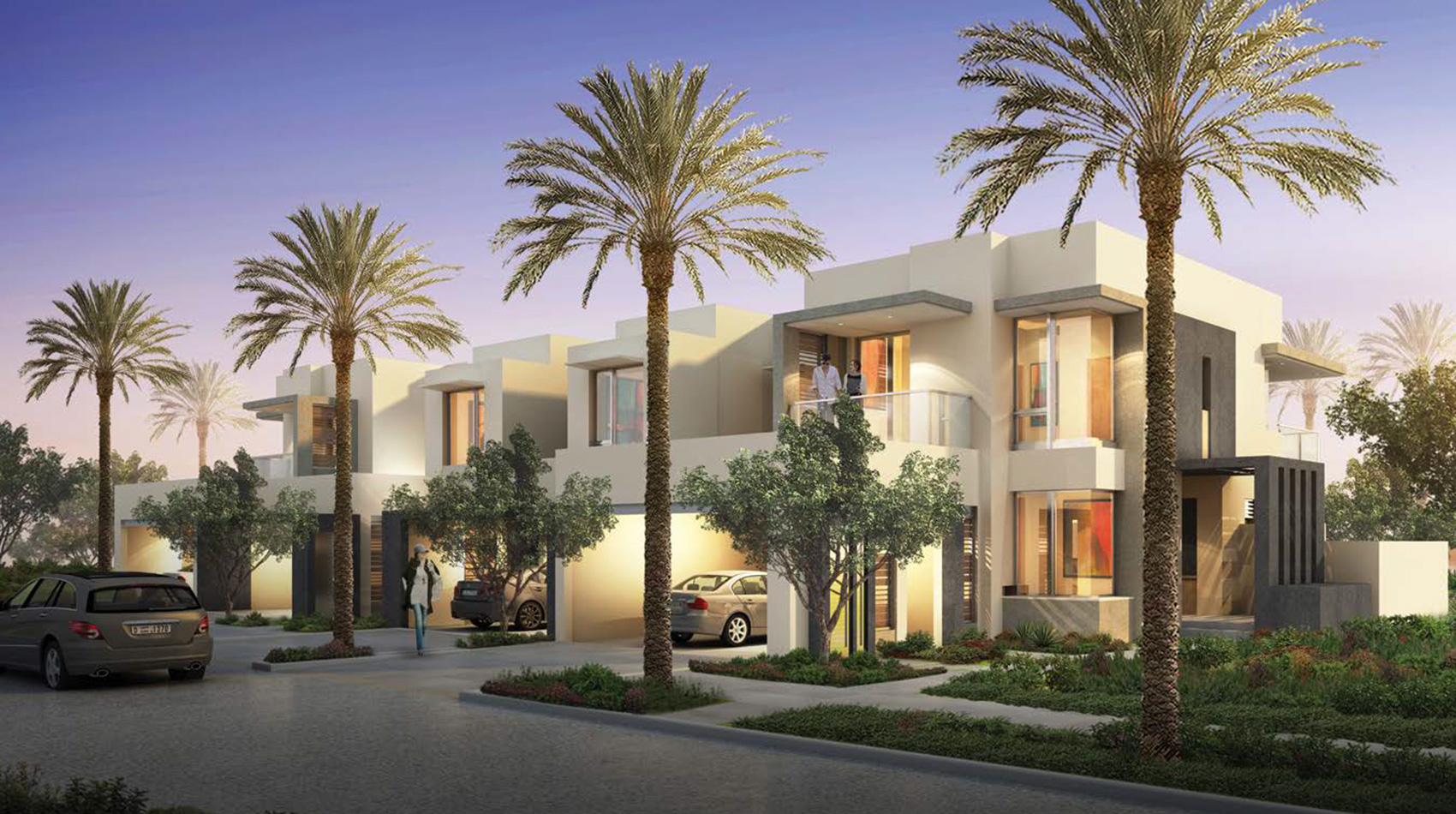 Maple Townhouses by Emaar amenities